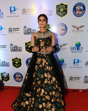 Pranutan Bahl - Photos: Celebs At 26th Lions Gold Awards | Picture 1717465