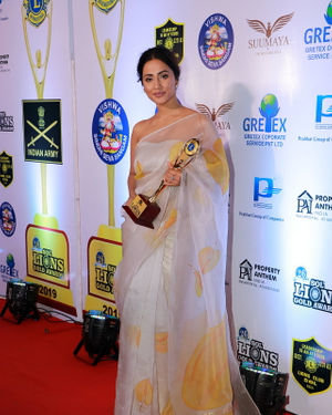 Hina Khan - Photos: Celebs At 26th Lions Gold Awards | Picture 1717431