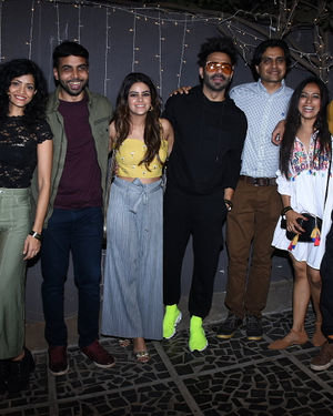 Photos: Wrap Up Party Of Film Helmet | Picture 1717548