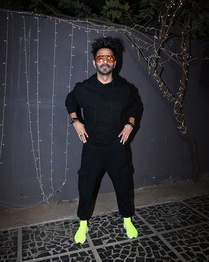 Aparshakti Khurana - Photos: Wrap Up Party Of Film Helmet | Picture 1717535