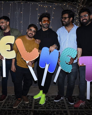 Photos: Wrap Up Party Of Film Helmet | Picture 1717537