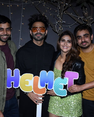 Photos: Wrap Up Party Of Film Helmet | Picture 1717538