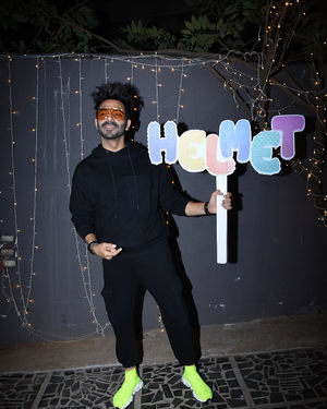 Aparshakti Khurana - Photos: Wrap Up Party Of Film Helmet | Picture 1717545