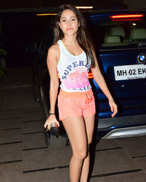 Nushrat Bharucha - Photos: Celebs Spotted At Gym In Juhu   Picture 1717807