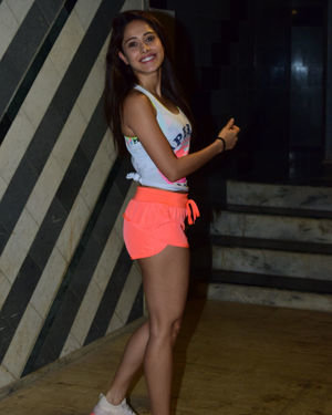 Nushrat Bharucha - Photos: Celebs Spotted At Gym In Juhu | Picture 1717812