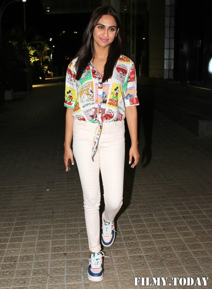 Krystle D'Souza - Photos: Celebs Spotted At Pvr Juhu   Picture 1717843