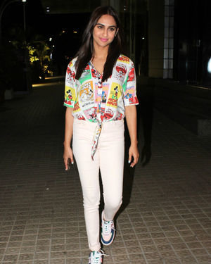 Krystal D'Souza - Photos: Celebs Spotted At Pvr Juhu