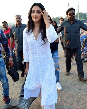 Kiara Advani - Photos: Celebs Spotted At Versova