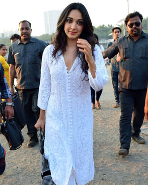 Kiara Advani - Photos: Celebs Spotted At Versova
