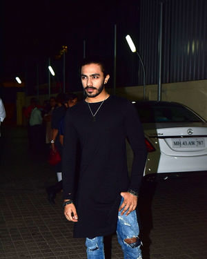 Photos: Screening Of Film Jawani Jaaneman At Sunny Sound | Picture 1717875