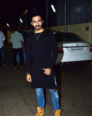 Photos: Screening Of Film Jawani Jaaneman At Sunny Sound | Picture 1717874