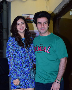 Photos: Screening Of Film Jawani Jaaneman At Sunny Sound | Picture 1717882