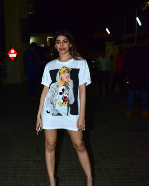 Alaya Furniturewala - Photos: Screening Of Film Jawani Jaaneman At Sunny Sound | Picture 1717870