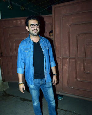 Photos: Screening Of Film Jawani Jaaneman At Sunny Sound | Picture 1717814