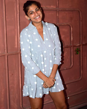Kubbra Sait - Photos: Screening Of Film Jawani Jaaneman At Sunny Sound