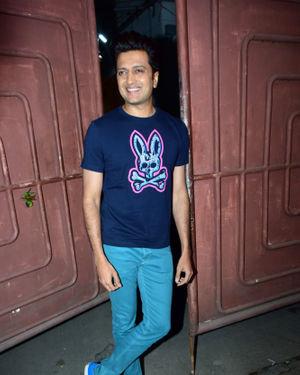 Ritesh Deshmukh - Photos: Screening Of Film Jawani Jaaneman At Sunny Sound | Picture 1717826