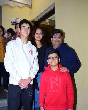 Photos: Screening Of Film Jawani Jaaneman At Sunny Sound | Picture 1717877