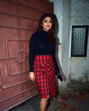 Shilpa Shetty - Photos: Screening Of Film Jawani Jaaneman At Sunny Sound   Picture 1717820