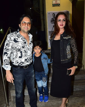 Photos: Screening Of Film Jawani Jaaneman At Sunny Sound | Picture 1717880