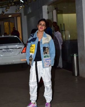 Genelia D Souza - Photos: Screening Of Film Jawani Jaaneman At Sunny Sound | Picture 1717834