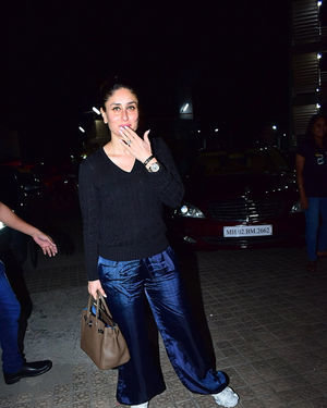 Kareena Kapoor - Photos: Screening Of Film Jawani Jaaneman At Sunny Sound | Picture 1717886