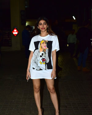 Alaya Furniturewala - Photos: Screening Of Film Jawani Jaaneman At Sunny Sound | Picture 1717869