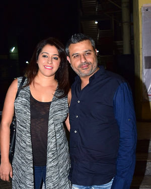 Photos: Screening Of Film Jawani Jaaneman At Sunny Sound | Picture 1717879