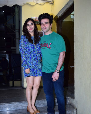 Photos: Screening Of Film Jawani Jaaneman At Sunny Sound | Picture 1717883