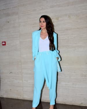 Karisma Kapoor - Photos: Coolie No 1 Wrap Up Party At Jackky Bhagnani's House | Picture 1724273