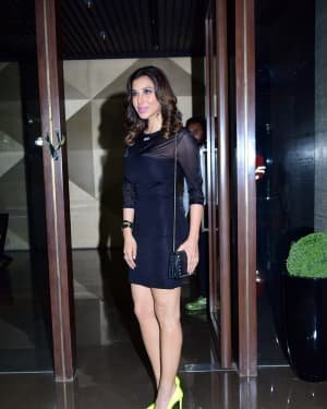 Sophie Choudry - Photos: Coolie No 1 Wrap Up Party At Jackky Bhagnani's House
