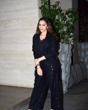 Alfia Jafry - Photos: Coolie No 1 Wrap Up Party At Jackky Bhagnani's House | Picture 1724261