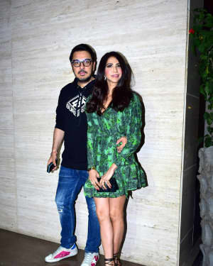 Photos: Coolie No 1 Wrap Up Party At Jackky Bhagnani's House | Picture 1724290