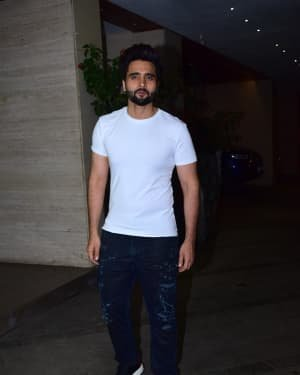 Jackky Bhagnani - Photos: Coolie No 1 Wrap Up Party At Jackky Bhagnani's House | Picture 1724268