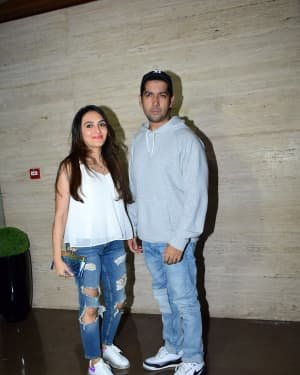 Photos: Coolie No 1 Wrap Up Party At Jackky Bhagnani's House | Picture 1724250