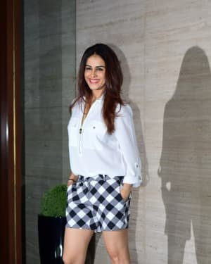 Genelia D Souza - Photos: Coolie No 1 Wrap Up Party At Jackky Bhagnani's House