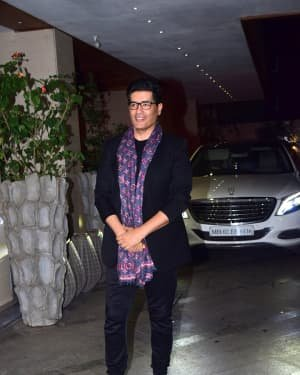 Photos: Coolie No 1 Wrap Up Party At Jackky Bhagnani's House | Picture 1724271