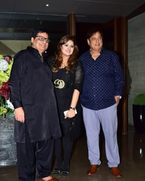 Photos: Coolie No 1 Wrap Up Party At Jackky Bhagnani's House | Picture 1724281