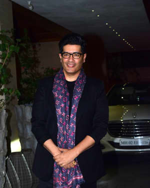 Photos: Coolie No 1 Wrap Up Party At Jackky Bhagnani's House | Picture 1724272