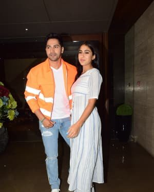 Photos: Coolie No 1 Wrap Up Party At Jackky Bhagnani's House | Picture 1724228