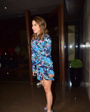 Photos: Coolie No 1 Wrap Up Party At Jackky Bhagnani's House | Picture 1724225