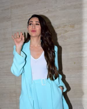 Karisma Kapoor - Photos: Coolie No 1 Wrap Up Party At Jackky Bhagnani's House