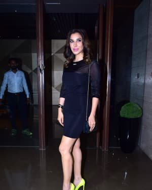 Sophie Choudry - Photos: Coolie No 1 Wrap Up Party At Jackky Bhagnani's House | Picture 1724247