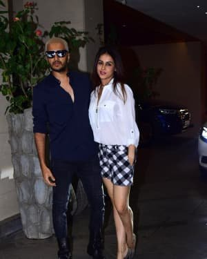 Photos: Coolie No 1 Wrap Up Party At Jackky Bhagnani's House | Picture 1724252