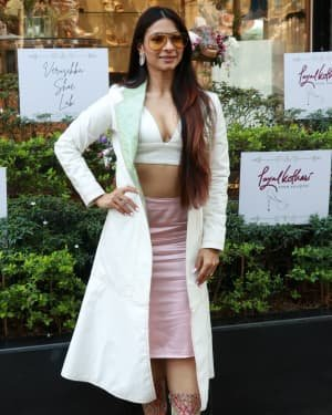 Tanisha Mukherjee - Photos: Launch Of Versushka Shoe Lab At Pernia's Popup Shop