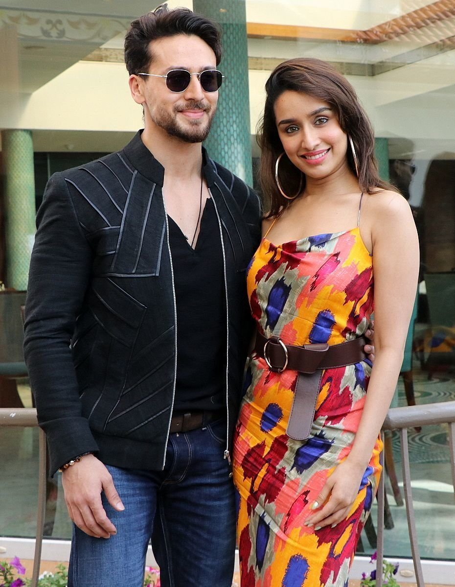 Photos: Promotion Of Film Baaghi 3 At Sun N Sand | Picture 1724736