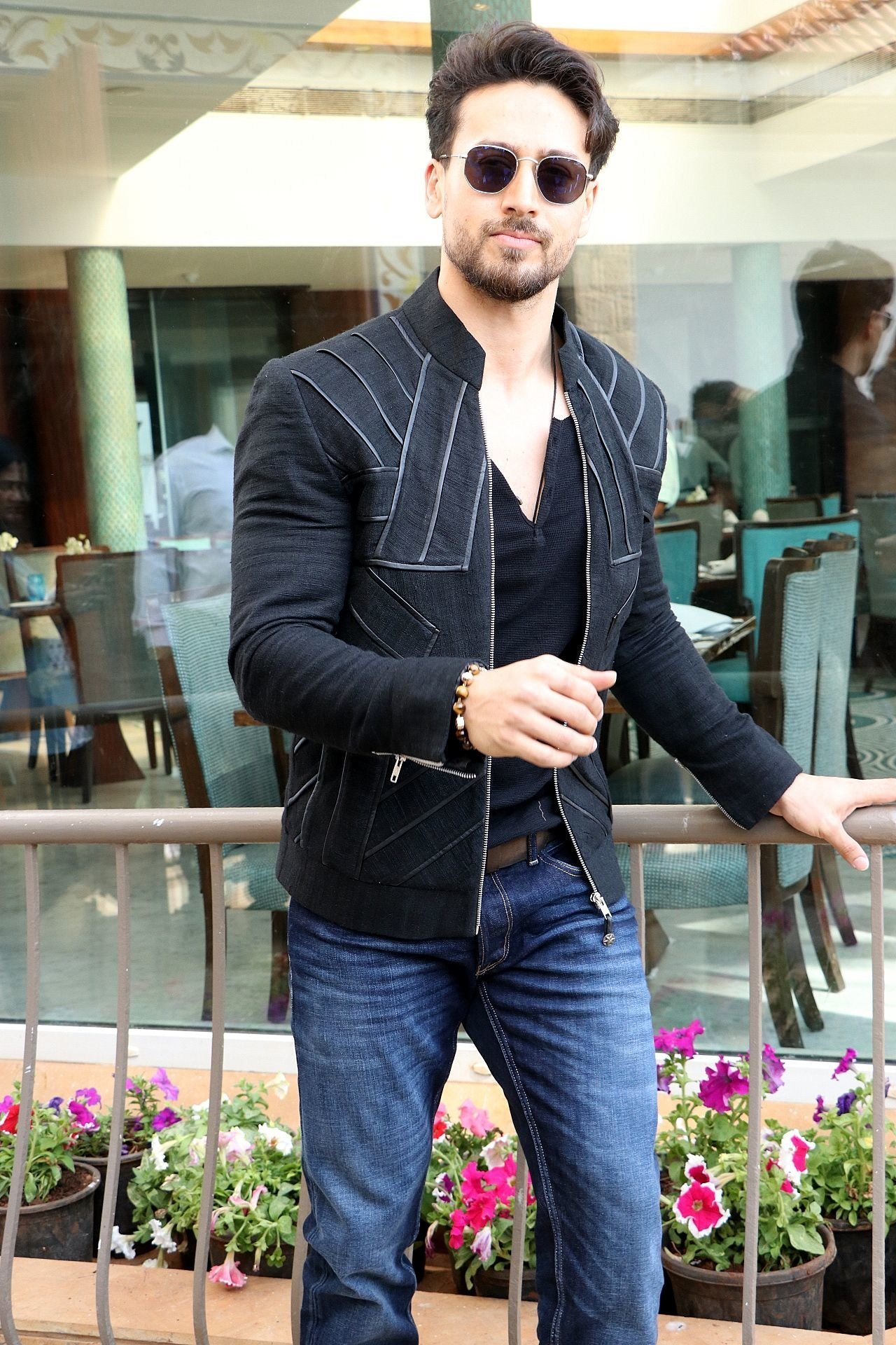 Tiger Shroff - Photos: Promotion Of Film Baaghi 3 At Sun N Sand | Picture 1724728