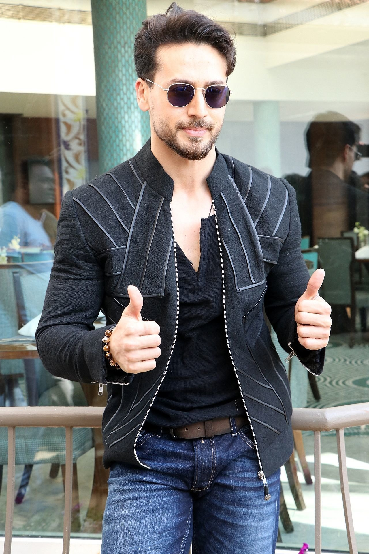Tiger Shroff - Photos: Promotion Of Film Baaghi 3 At Sun N Sand | Picture 1724729