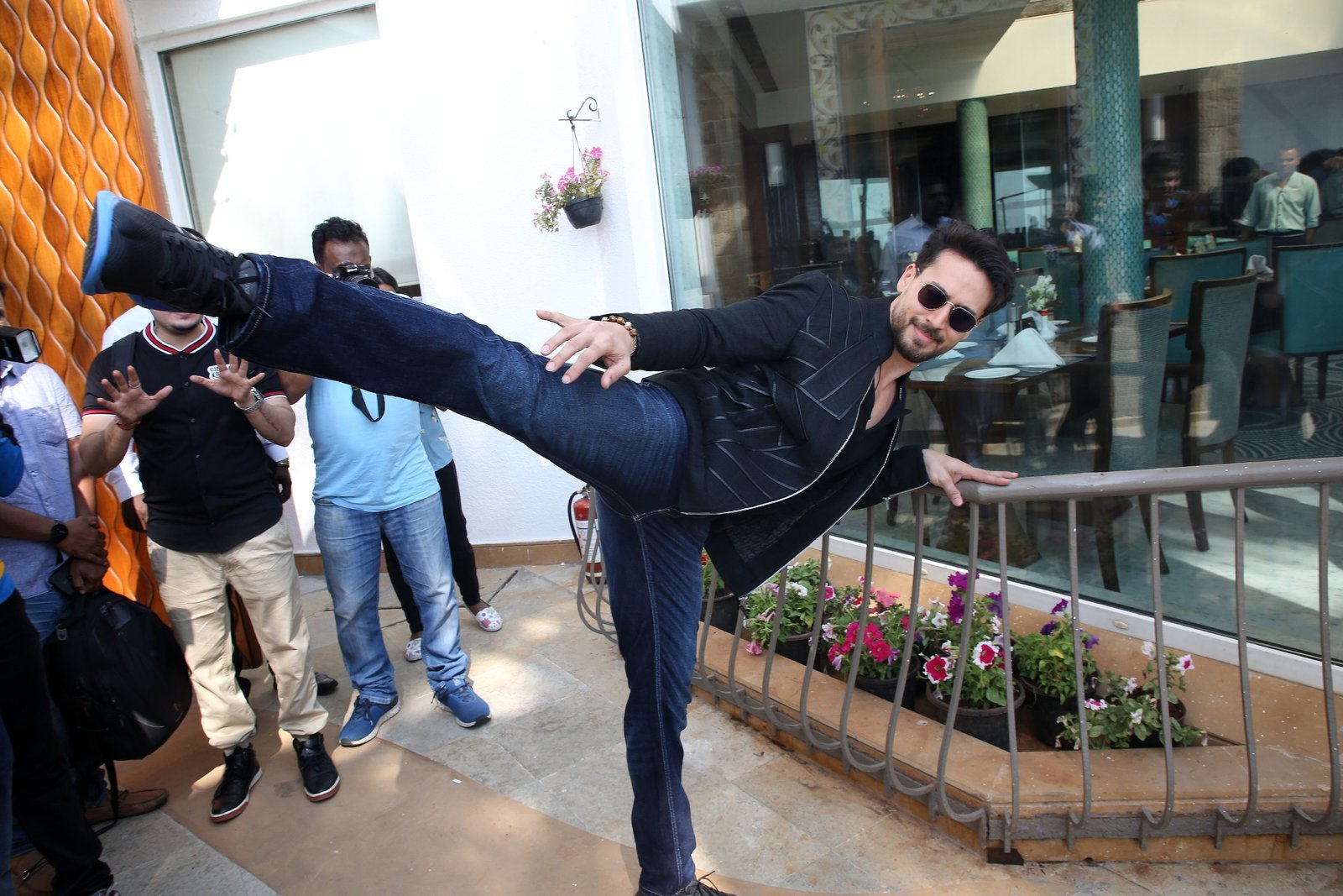Tiger Shroff - Photos: Promotion Of Film Baaghi 3 At Sun N Sand | Picture 1724720