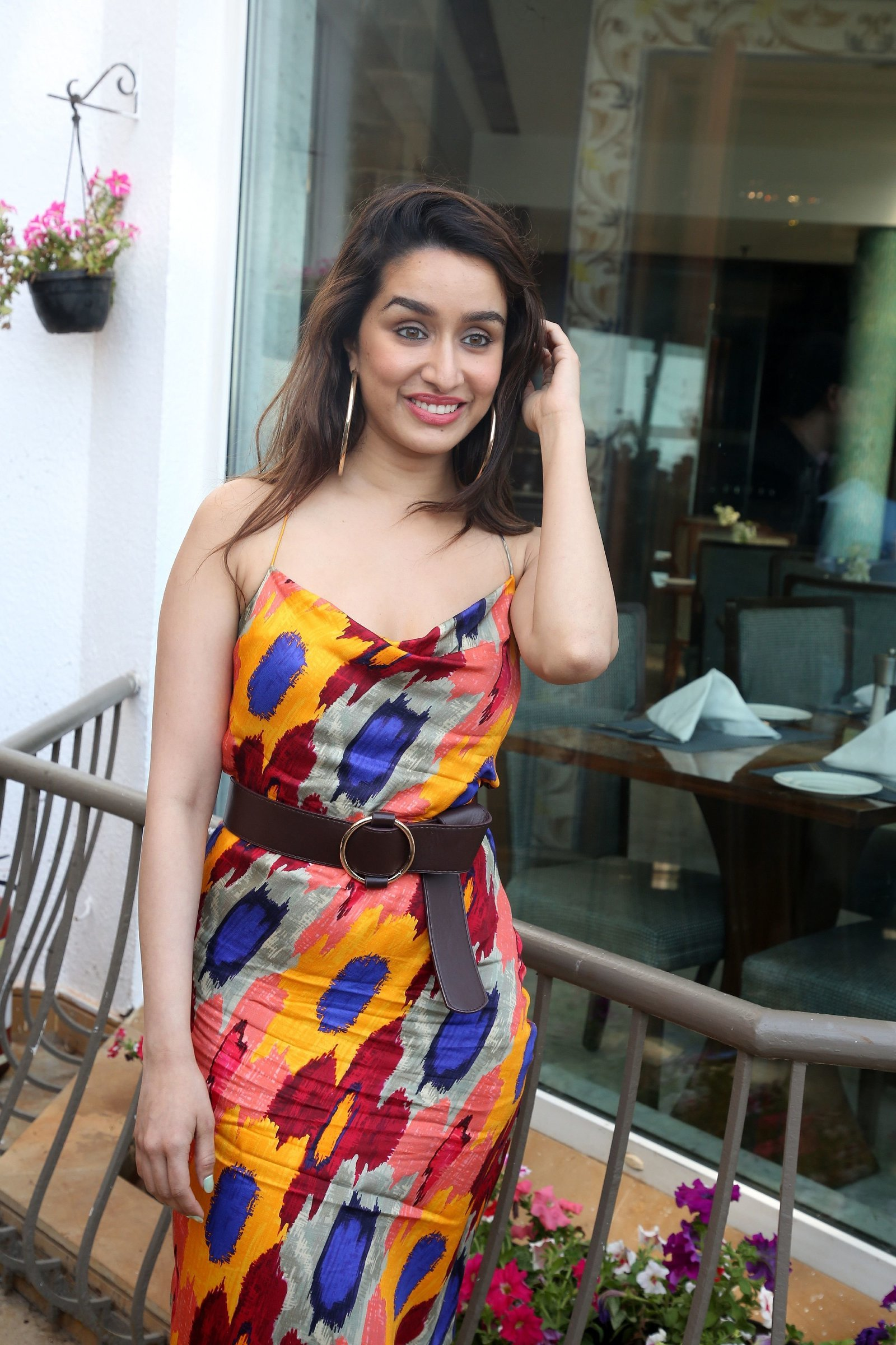 Shraddha Kapoor - Photos: Promotion Of Film Baaghi 3 At Sun N Sand | Picture 1724716