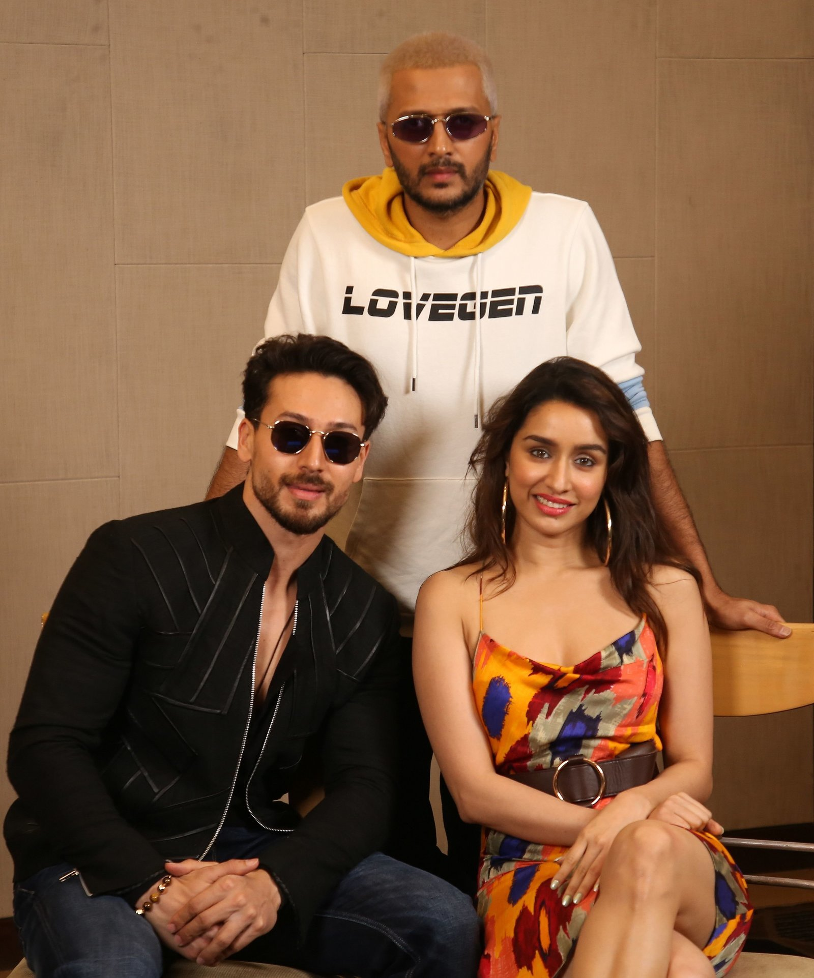Photos: Promotion Of Film Baaghi 3 At Sun N Sand | Picture 1724714